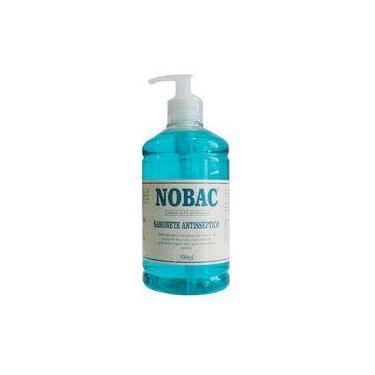 Sabonete Antisséptico Nobac Com Triclosan