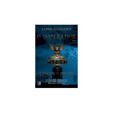 Sangue Dos Deuses - Vol. 5 - Série o Imperador - Iggulden, Conn; Iggulden, Conn - 9788501403810