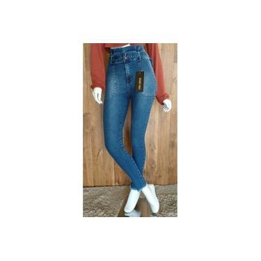 Calça Clochard Com Amarração Kally Jeans 2150