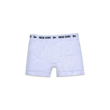 Underwear Cueca Boxer Core Branco Preto Marinho Mescla Cinza New Era