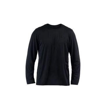 Camiseta Dry Comfort Esporte Preto Mormaii