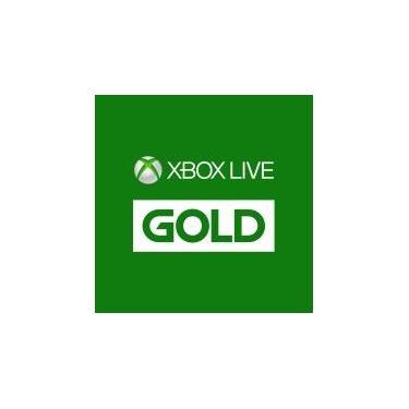 Gift Card Xbox Live Gold - 12 meses - Código Digital