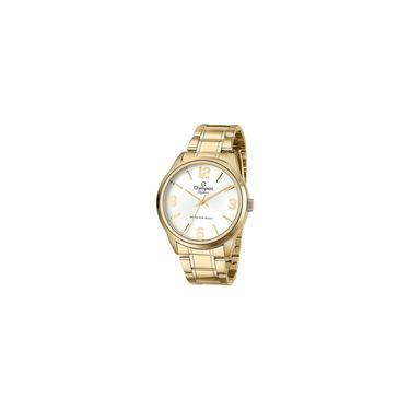 b8d75750156 Relógio Champion Feminino Ref  Cn27232h Casual Dourado