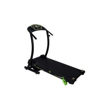 Esteira Eletrônica Dream Fitness Concept 1600 - Dobrável Vel. Máxima 9km/h