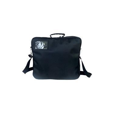 Bolsa pasta maleta porta paramentos maçonico maçonaria simbolo dourado