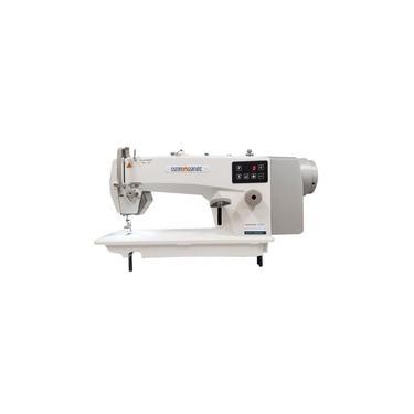 Maquina De Costura Reta Industrial Direct Drive Megamak Mk9930d - 110 V Com Kit De Calcadores