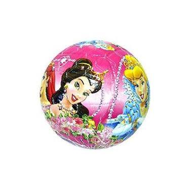 Imagem de Bola de EVA Princesas - Lider Brinquedos