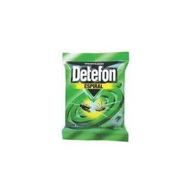 Inseticida Eficaz Repelente Espiral Detefon Pacote 10 Uni