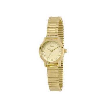 f5336ea5b94 Relógio Feminino Analógico Condor CO2036KNX 4D - Dourado