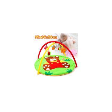 Imagem de 95x50 cm Bebê Musical Play Mat Atividade Ginásio Jogo Brinquedo Cobertor Macio Educacional Crawling Pad Tapete Tapete