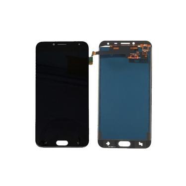 Digitalizador de tela sensível ao toque Visor LCD para Samsung Galaxy J4 2018 J400