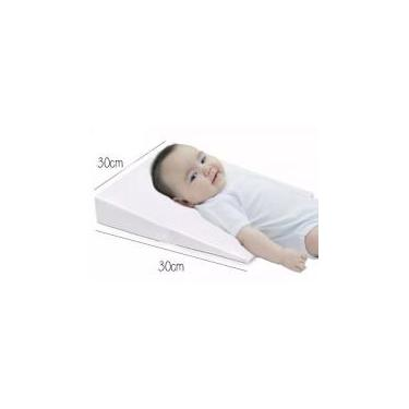 Travesseiro Almofada Anti Refluxo Carrinho Bebê Grávida - My baby