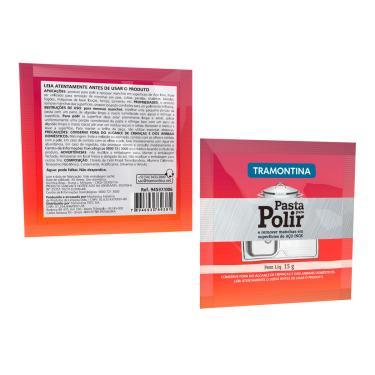 Sachê para Polimento e Remoção de Manchas em Aço Inox Tramontina 15 g
