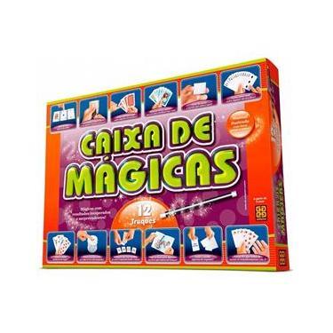 Imagem de Kit de Truques - Caixa de Mágicas - Grow