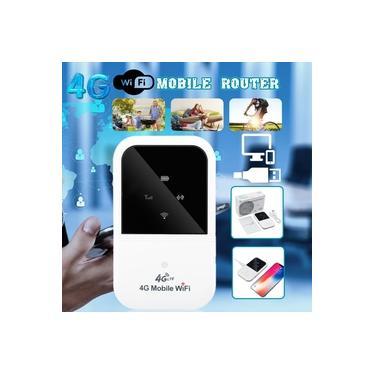 2020 NOVO Portátil 4G LTE WIFI Router 150 Mbps Hotspot de Banda Larga Móvel Com Slot Para Cartão Sim Wifi Modem 2.4G Roteador Sem Fio
