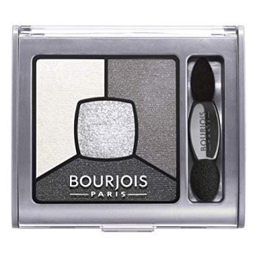 Smoky Stories Bourjois - Paleta de Sombras 01 - Grey e Night