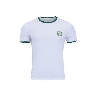 3c63ec7a62 Camiseta do Palmeiras Dry Meltex - Masculina - BRANCO Meltex