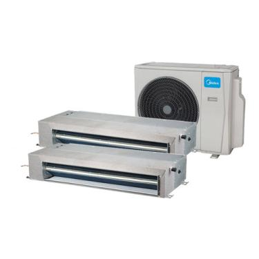Ar Condicionado Multi Split Inverter Springer Midea Duto 2x9