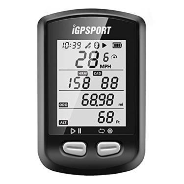 Imagem de Ciclocomputador IGPSPORT IGS10S GPS