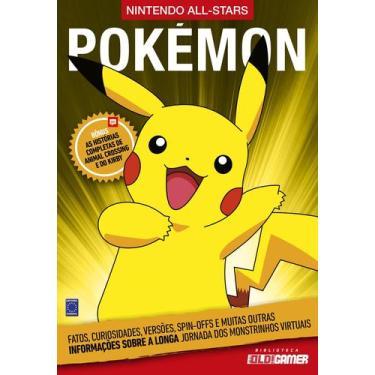 Imagem de Livro - Coleção Nintendo All-Stars: Pokémon