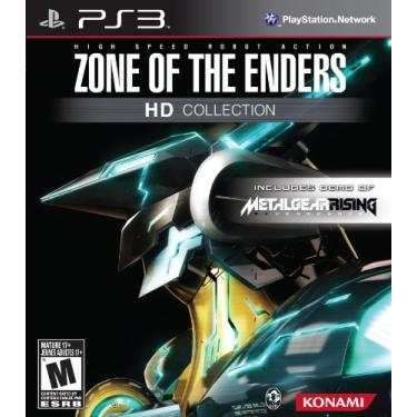 Jogo PS3 Zone Of The Enders: HD Collection - Konami