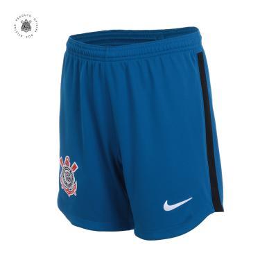 Shorts de Goleira Nike Corinthians 2020/21 Jogadora Feminino