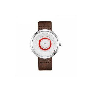 c365e85938e Relógio Masculino Weide Analógico Wd006 Preto Prata