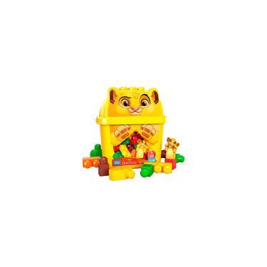 Imagem de Disney Mega Bloks O Rei Leão Simba - Mattel