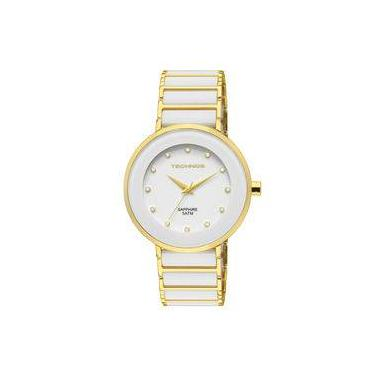 Relógio de Pulso Technos Cerâmica Shoptime   Joalheria   Comparar ... a7820271e4