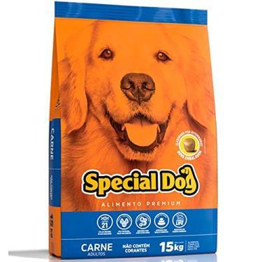 Ração Special Dog Adulto Carne 15KG