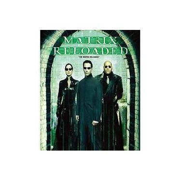 DVD Matrix Reloaded