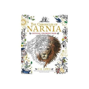 The Chronicles of Narnia Official Coloring Book (Chronicles of Narnia)