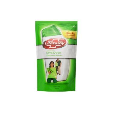 Sabonete Líquido Lifebuoy Hand Wash Refil Erva Doce 200 Ml.