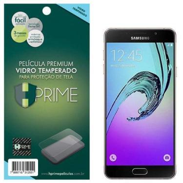 Pelicula de Vidro temperado 9h HPrime para Samsung Galaxy E5, Hprime, Película Protetora de Tela para Celular, Transparente