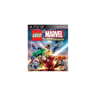 Game Lego Marvel Super Heroes - PS3