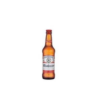 Cerveja Budweiser Garrafa LONG NECK 330ml Cx. C/06 Unidades