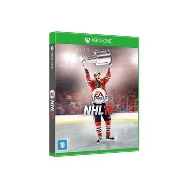 Jogo Da Ea Sports Hockey Nhl 16 Para Xbox One