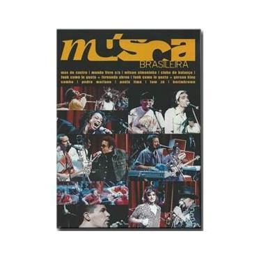 Imagem de DVD - Música Brasileira Coletânea Trama - Diversos Nacionais