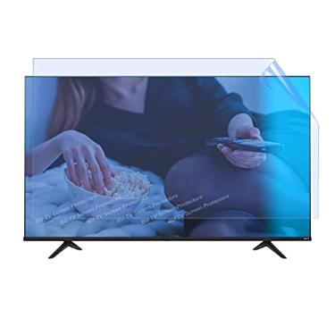 Imagem de TV antirreflexo de 40 a 75 polegadas para ambientes internos e externos, tela antiluz azul, película fosca antirreflexo, taxa de até 90%, acessórios PS5, 42 polegadas 930525