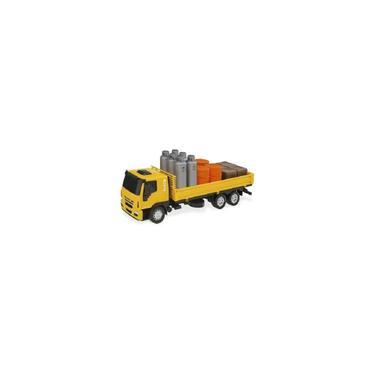 Imagem de Miniatura Caminhão Iveco Tector Expresso Usual Brinquedos
