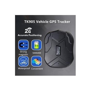 TKSTAR tk905 Car Vehicle GPS Car GSM Magnet Spy Hidden Spy Waterproof Magnet Tracker