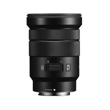 Lente Sony E PZ 18-105mm f/4 G OSS (SELP18105G)