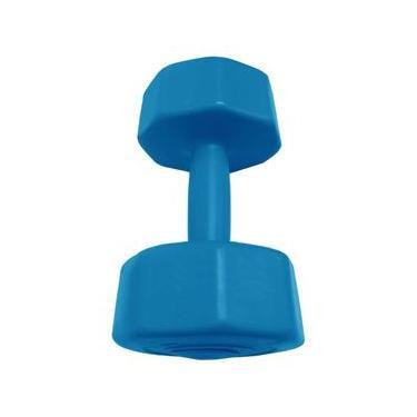 Halter Octogonal Cement PS Kikos Azul - 3kg