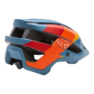 Capacete Para Bike Ciclista Profissional Regulável Abs Anti-Impacto - Azul - G