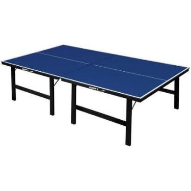 Imagem de Mesa de Ping Pong Dobrável 15mm Klopf 1016 - Unissex