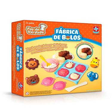 Imagem de Jogo Fábrica de Bolos Brinquedos Estrela