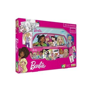 Imagem de Jogo de Cartas Barbie - Box de Atividades