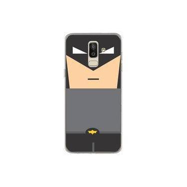 Capa para Galaxy J8 - Batman Flat