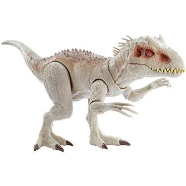Indominus Rex, Jurassic World, Mattel