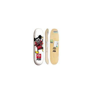 Shape De Skate Progress - Pgs Mickey 7.8 + Lixa